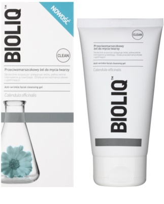 Bioliq Clean gel de curatare cu efect antirid 1