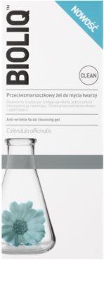Bioliq Clean gel de curatare cu efect antirid 2