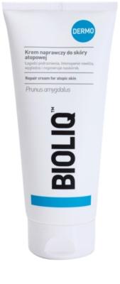 Bioliq Dermo crema hidratante y calmante para pieles atópicas