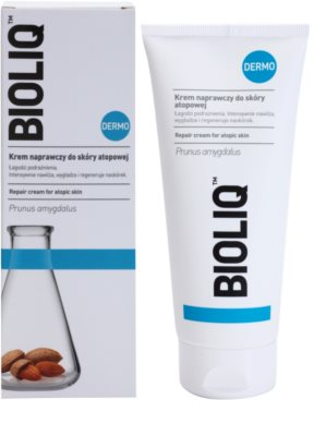 Bioliq Dermo crema hidratante y calmante para pieles atópicas 1