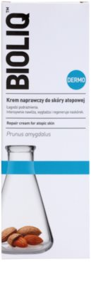 Bioliq Dermo успокояващ и хидратиращ крем за атопична кожа 2