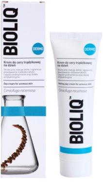 Bioliq Dermo crema antibacteriana para pieles acnéicas 1