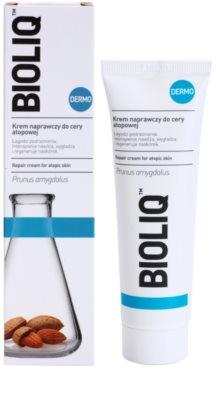 Bioliq Dermo regeneracijska in pomirjajoča krema za občutljivo in alergično kožo 1