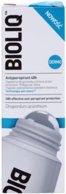 Bioliq Dermo antitranspirante roll-on para pieles sensibles y depiladas 2