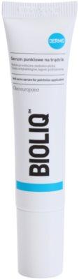 Bioliq Dermo antibakterielles Serum für Aknehaut
