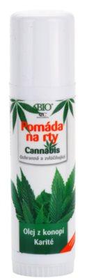 Bione Cosmetics Cannabis pomada para labios