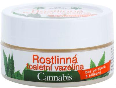 Bione Cosmetics Cannabis rastlinná vazelína