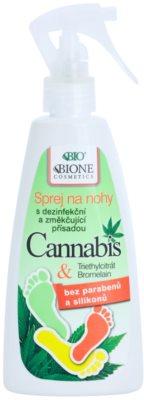 Bione Cosmetics Cannabis sprej na nohy