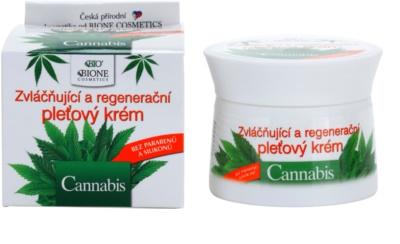 Bione Cosmetics Cannabis regenerierende Gesichtscreme 1