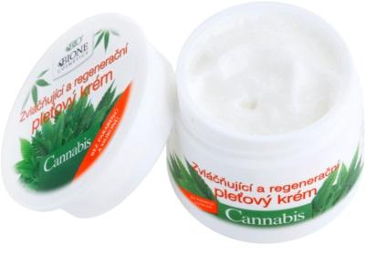 Bione Cosmetics Cannabis regenerierende Gesichtscreme 2