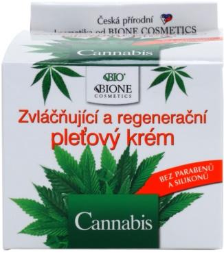 Bione Cosmetics Cannabis creme regenerador para o rosto 3