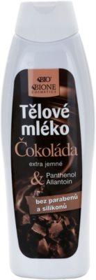 Bione Cosmetics Chocolate extra jemné telové mlieko