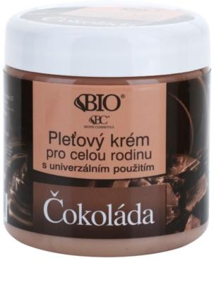 Bione Cosmetics Chocolate крем для обличчя для всієї родини