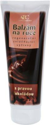 Bione Cosmetics Chocolate regeneračný balzam na ruky