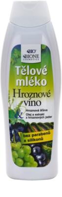 Bione Cosmetics Grapes výživné telové mlieko