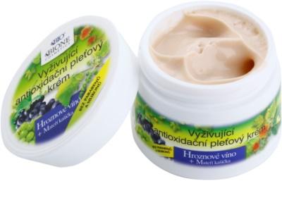 Bione Cosmetics Grapes подхранващ антиоксидантен крем за лице 1