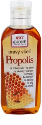 Bione Cosmetics Honey + Q10 propolis natural de la albine
