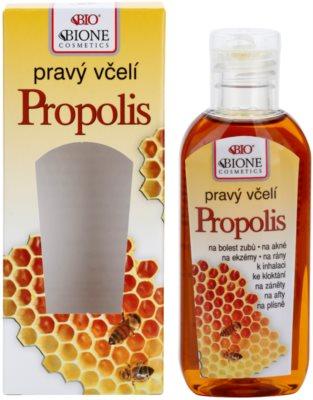Bione Cosmetics Honey + Q10 propolis de abelha real 1