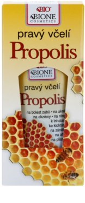 Bione Cosmetics Honey + Q10 истински пчелен прополис 2