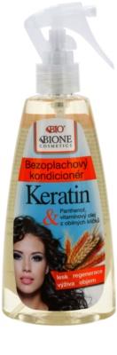 Bione Cosmetics Keratin Grain ausspülfreier Conditioner im Spray