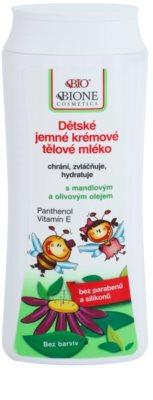 Bione Cosmetics Kids leite corporal de bebé