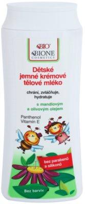 Bione Cosmetics Kids testápoló tej gyermekeknek