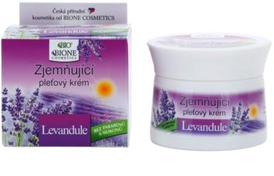 Bione Cosmetics Lavender mehčalna krema za obraz 1