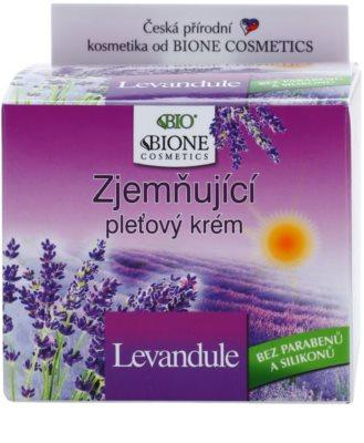 Bione Cosmetics Lavender mehčalna krema za obraz 2