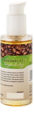 BIOPURUS Bio kávový kosmetický olej s pumpičkou
