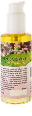 BIOPURUS Bio baobabový olej s pumpičkou