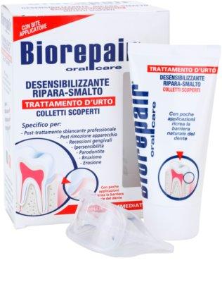 Biorepair Treatment of Sensitive Teeth zestaw kosmetyków I.