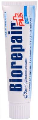 Biorepair Plus Sensitive Pasta restauradora de esmalte dentário para dentes sensíveis