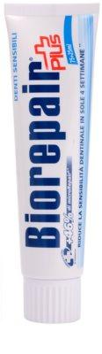 Biorepair Plus Sensitive Paste zur Erneuerung des Zahnschmelzes für empfindliche Zähne