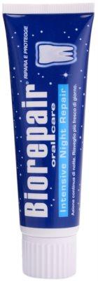 Biorepair Night Care cuidado de noite intensivo para renovar o esmalte dentário