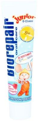 Biorepair Junior fogkrém gyermekeknek eper ízzel