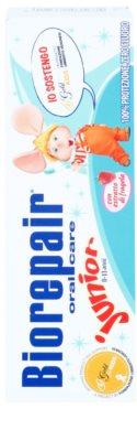 Biorepair Junior pasta de dientes para niños sabor fresa 2