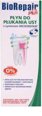 Biorepair Plus enjuague bucal para fortalecer y restaurar el esmalte dental 2