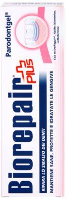 Biorepair Plus Parodontal pasta posilující zubní sklovinu proti parodontóze 2