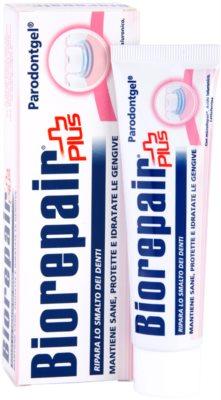Biorepair Plus Parodontal pasta posilující zubní sklovinu proti parodontóze 3