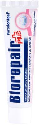 Biorepair Plus Parodontal pasta za krepitev zobne sklenine proti paradontozi