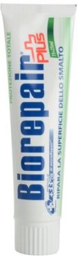 Biorepair Plus Protect Pasta de dinti pentru a intari smaltul dintilor.