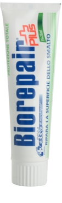 Biorepair Plus Protect паста, подсилваща зъбния емайл