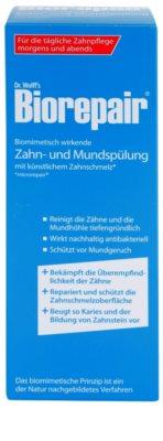 Biorepair Dr. Wolff's apa de gura antibacteriana pentru refacerea smaltului dintilor 4