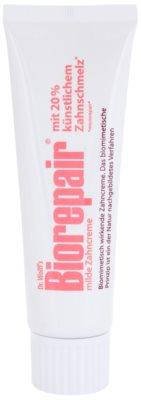 Biorepair Dr. Wolff's Mild crema delicata pentru refacerea smaltului dintilor