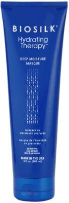 Biosilk Hydrating Therapy зволожуюча маска для волосся