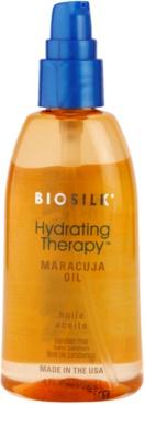 Biosilk Hydrating Therapy cuidado hidratante con aceite de maracuyá 1