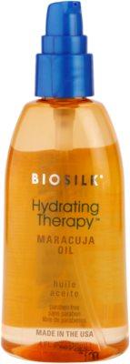 Biosilk Hydrating Therapy Ingrijire hidratanta cu ulei de Maracuja 1
