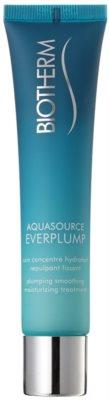 Biotherm Aquasource Everplump hydratačná emulzia pre okamžité vyhladenie vrások