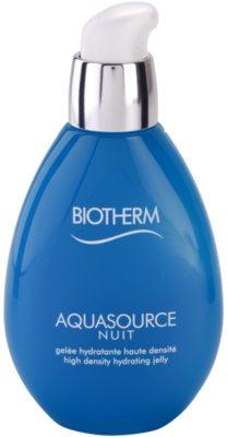 Biotherm Aquasource Nuit hidratáló emulzió minden bőrtípusra