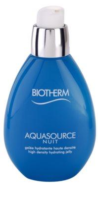 Biotherm Aquasource Nuit Feuchtigkeitsemulsion für alle Hauttypen 1